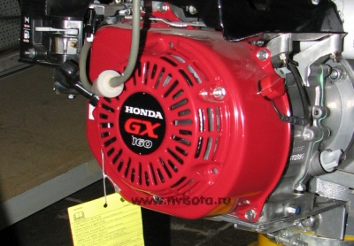 Двигатель Honda GX-160