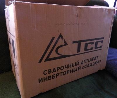 Старая упаковка тсс сам-200